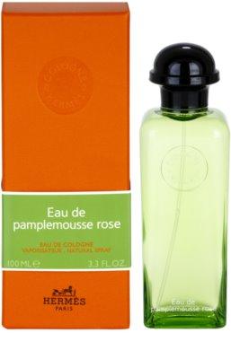 Hermès Eau de Pamplemousse Rose Eau De Cologne unisex