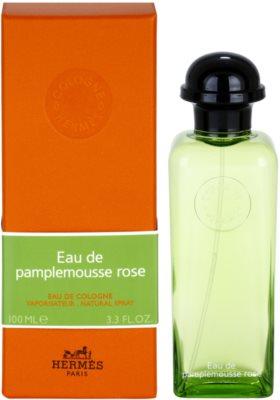 Hermès Eau de Pamplemousse Rose kolínská voda unisex