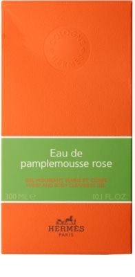 Hermès Eau de Pamplemousse Rose żel pod prysznic unisex 1