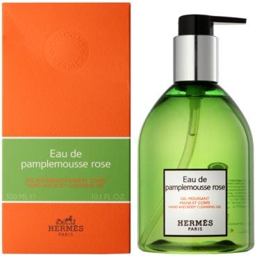 Hermès Eau de Pamplemousse Rose sprchový gel unisex
