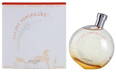 Hermès Eau des Merveilles eau de toilette para mujer