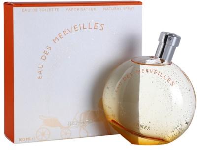 Hermès Eau des Merveilles туалетна вода для жінок 2