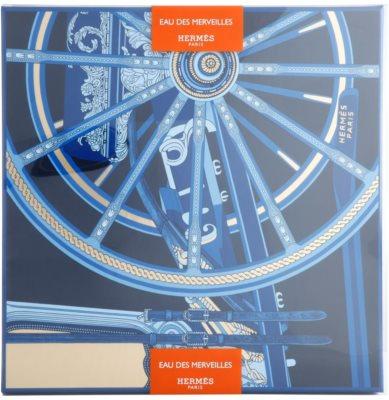 Hermès Eau des Merveilles ajándékszett 1