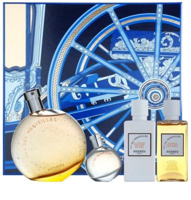 Hermès Eau des Merveilles ajándékszett