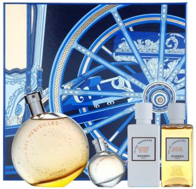 Hermès Eau des Merveilles dárková sada