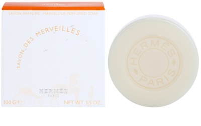 Hermès Eau des Merveilles jabón perfumado para mujer