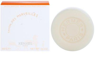 Hermès Eau des Merveilles parfémované mýdlo pro ženy