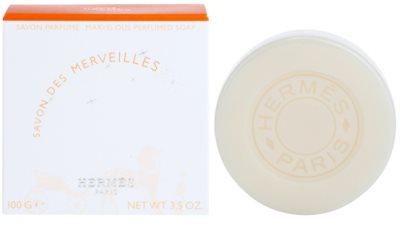 Hermès Eau des Merveilles parfümös szappan nőknek