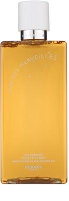 Hermès Eau des Merveilles gel de dus pentru femei 2