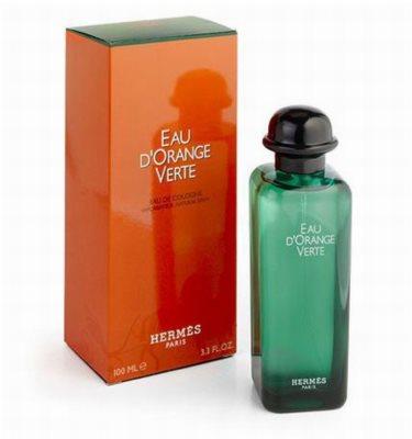 Hermès Eau d'Orange Verte colonia unisex