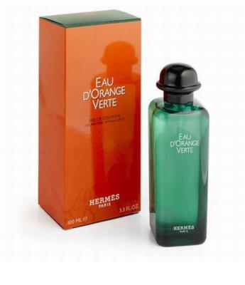 Hermès Eau d'Orange Verte Eau de Cologne unissexo