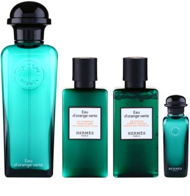 Hermès Eau d'Orange Verte lote de regalo 2