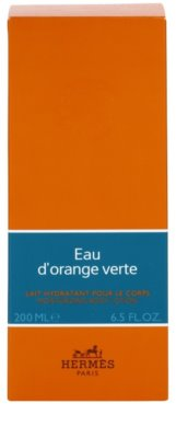 Hermès Eau d'Orange Verte Körperlotion unisex 3