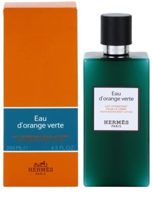 Hermès Eau d'Orange Verte testápoló tej unisex