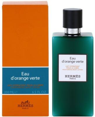 Hermès Eau d'Orange Verte тоалетно мляко за тяло унисекс