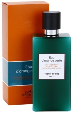 Hermès Eau d'Orange Verte Körperlotion unisex 1