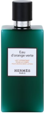 Hermès Eau d'Orange Verte Körperlotion unisex 2