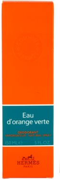Hermès Eau d'Orange Verte deospray unisex 4