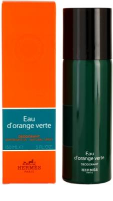 Hermès Eau d'Orange Verte deodorant Spray unissexo