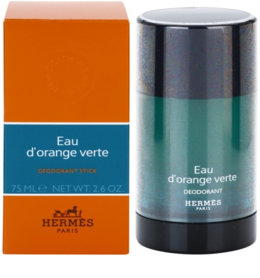 Hermès Eau d'Orange Verte desodorante en barra unisex
