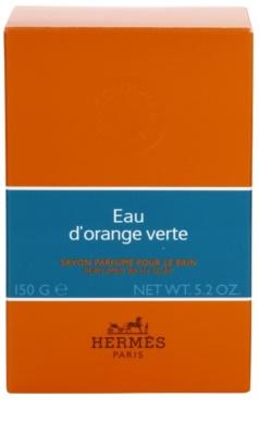 Hermès Eau d'Orange Verte parfémované mýdlo unisex 4