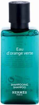 Hermès Eau d'Orange Verte champô unissexo