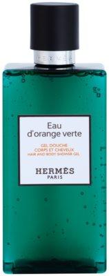 Hermès Eau d'Orange Verte душ гел унисекс  за коса и тяло 2