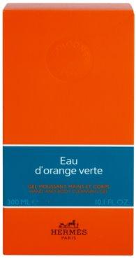 Hermès Eau d'Orange Verte gel za prhanje uniseks  za roke in telo 1