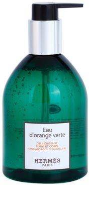 Hermès Eau d'Orange Verte gel za prhanje uniseks  za roke in telo 2