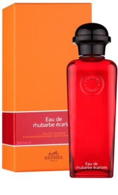 Hermès Eau de Rhubarbe Écarlate kölnivíz unisex 2