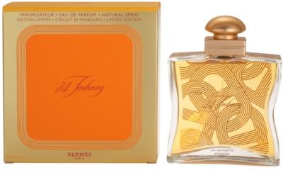 Hermès 24 Faubourg Circuit Limited Edition woda perfumowana dla kobiet