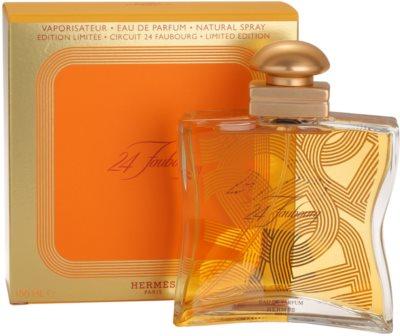 Hermès 24 Faubourg Circuit Limited Edition Eau De Parfum pentru femei 1
