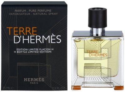 Hermès Terre D'Hermes H Bottle Limited Edition 2014 perfume para hombre