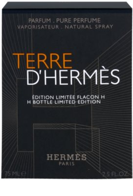 Hermès Terre D'Hermes H Bottle Limited Edition 2014 perfume para homens 3