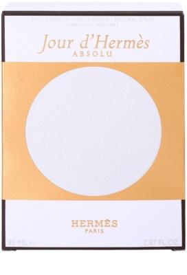 Hermès Jour d'Hermes Absolu parfémovaná voda pre ženy  plniteľná 4