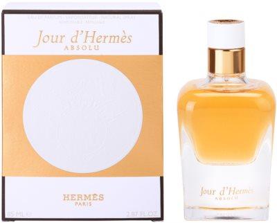 Hermès Jour d'Hermes Absolu Eau de Parfum für Damen  Nachfüllbar