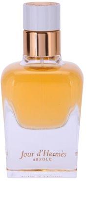 Hermès Jour d'Hermes Absolu eau de parfum teszter nőknek  utántölthető