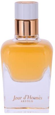 Hermès Jour d'Hermes Absolu woda perfumowana tester dla kobiet  napełnialny