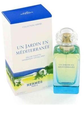 Hermès Un Jardin En Méditerranée Eau de Toilette unisex