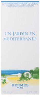 Hermès Un Jardin En Méditerranée Körperlotion unisex 1