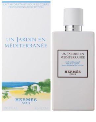 Hermès Un Jardin En Méditerranée Körperlotion unisex