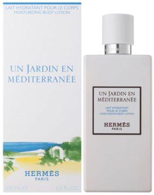 Hermès Un Jardin En Méditerranée mleczko do ciała unisex