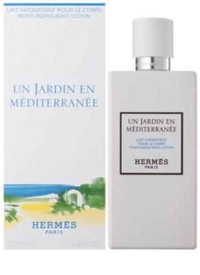 Hermès Un Jardin En Méditerranée tělové mléko unisex