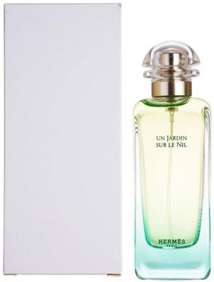 Hermès Un Jardin Sur Le Nil toaletní voda tester unisex 1