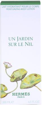 Hermès Un Jardin Sur Le Nil Lapte de corp unisex 2