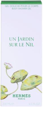 Hermès Un Jardin Sur Le Nil Duschgel unisex 2