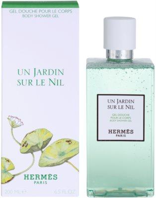 Hermès Un Jardin Sur Le Nil gel za prhanje uniseks