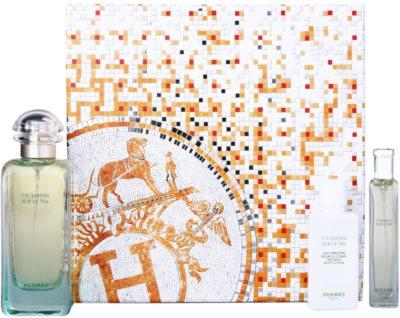 Hermès Un Jardin Sur Le Nil подаръчен комплект