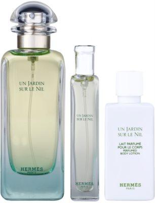 Hermès Un Jardin Sur Le Nil dárková sada 2