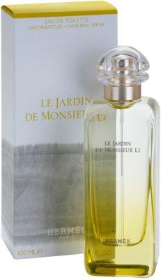 Hermès Le Jardin De Monsieur Li Eau de Toilette unisex 1
